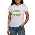 Interuption Women's T-Shirt