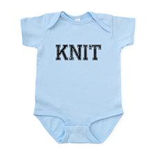 KNIT, Vintage Infant Bodysuit