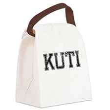 KUTI, Vintage Canvas Lunch Bag