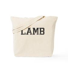 LAMB, Vintage Tote Bag