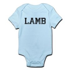 LAMB, Vintage Infant Bodysuit