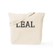 LEAL, Vintage Tote Bag