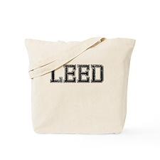 LEED, Vintage Tote Bag