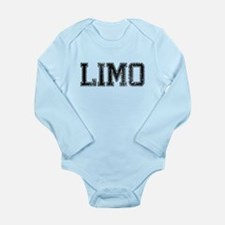 LIMO, Vintage Long Sleeve Infant Bodysuit