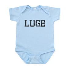 LUGE, Vintage Infant Bodysuit