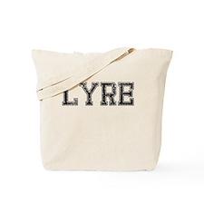 LYRE, Vintage Tote Bag