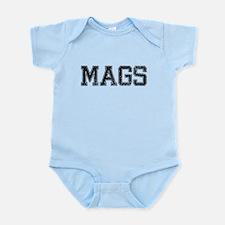 MAGS, Vintage Infant Bodysuit