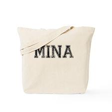 MINA, Vintage Tote Bag