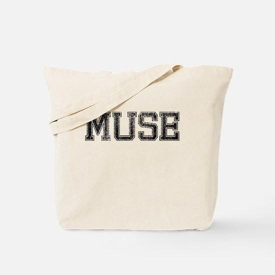 MUSE, Vintage Tote Bag