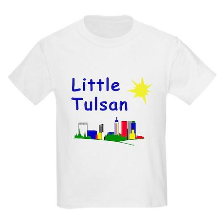 Little Tulsan Kids T-Shirt