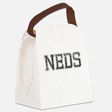 NEDS, Vintage Canvas Lunch Bag