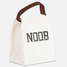 NOOB, Vintage Canvas Lunch Bag