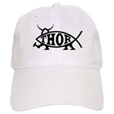 Thor Fish Baseball Cap