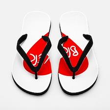 Heartbreaker Flip Flops