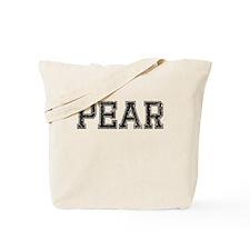PEAR, Vintage Tote Bag