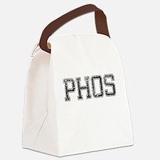 PHOS, Vintage Canvas Lunch Bag