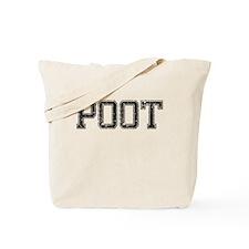 POOT, Vintage Tote Bag