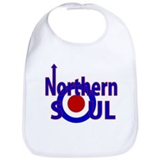 Retro Northern Soul Bib