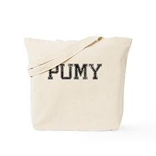 PUMY, Vintage Tote Bag