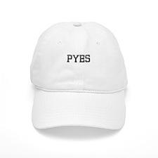 PYES, Vintage Baseball Cap