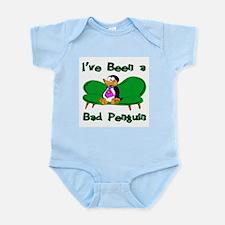 Bad Penguin Infant Creeper