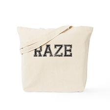 RAZE, Vintage Tote Bag