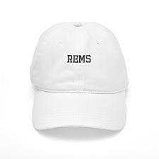 REMS, Vintage Baseball Cap