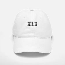 RILE, Vintage Baseball Baseball Cap