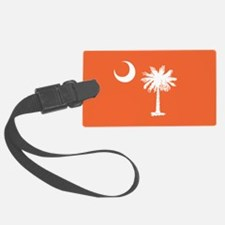 SC Palmetto Moon Luggage Tag