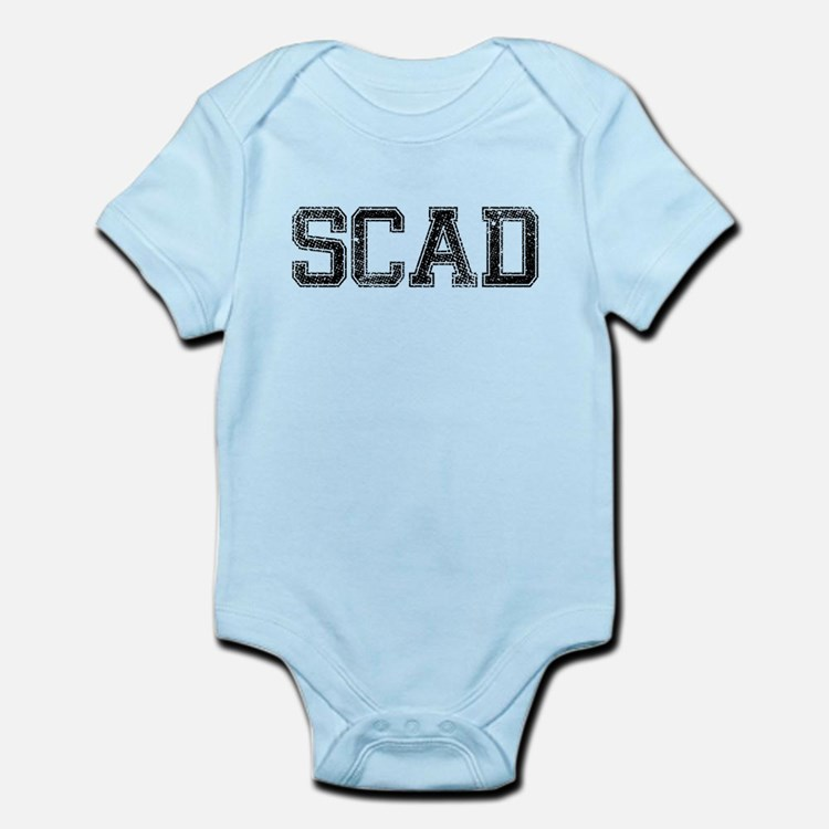 SCAD, Vintage Infant Bodysuit