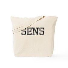 SENS, Vintage Tote Bag