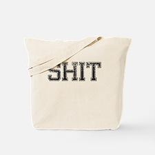 SHIT, Vintage Tote Bag