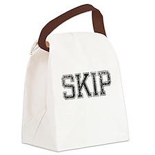 SKIP, Vintage Canvas Lunch Bag