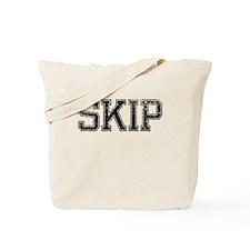 SKIP, Vintage Tote Bag