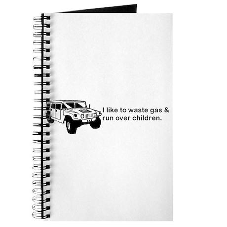 Anti-Hummer Journal