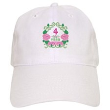 BCA 4 Year Survivor Baseball Cap