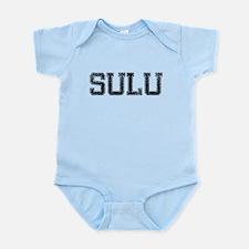 SULU, Vintage Infant Bodysuit