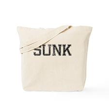 SUNK, Vintage Tote Bag