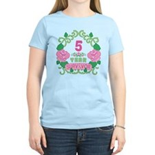 BCA 5 Year Survivor T-Shirt