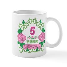BCA 5 Year Survivor Mug