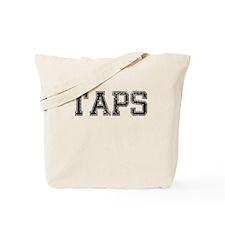 TAPS, Vintage Tote Bag