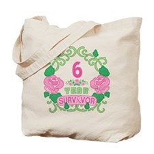 BCA 6 Year Survivor Tote Bag