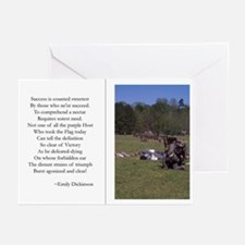 Emily Dickinson Greeting Cards (Pk of 10)