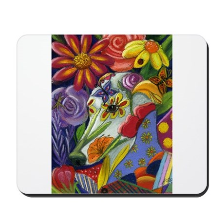 Flora Mousepad