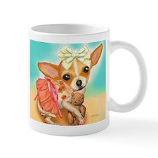Chihuahua Princess Mug