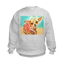 Chihuahua Princess Sweatshirt