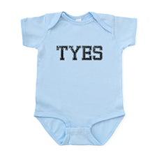 TYES, Vintage Infant Bodysuit