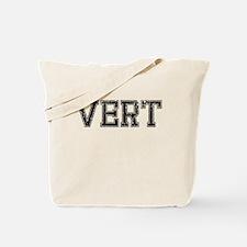 VERT, Vintage Tote Bag
