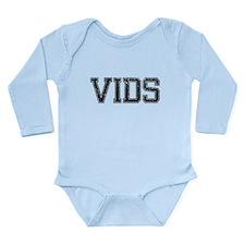 VIDS, Vintage Long Sleeve Infant Bodysuit
