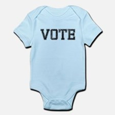 VOTE, Vintage Infant Bodysuit
